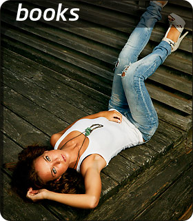 Books modelos, actores, actrices