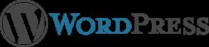 logotipo WordPress