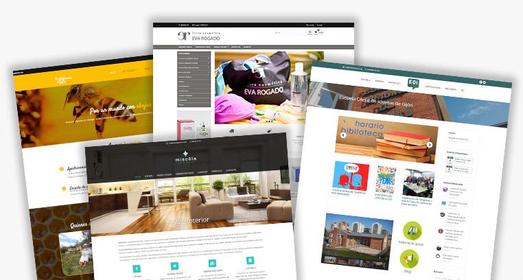 diseño web asturias - envista cultura visual
