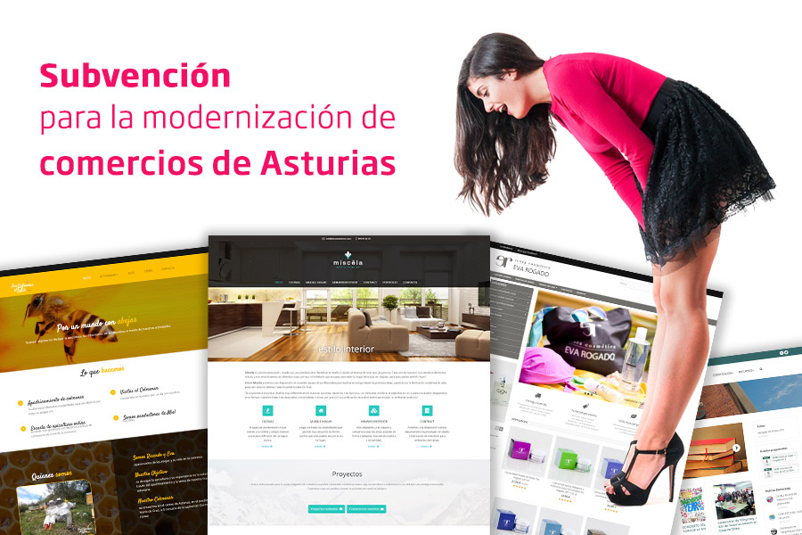 subvención modernización comercios asturias