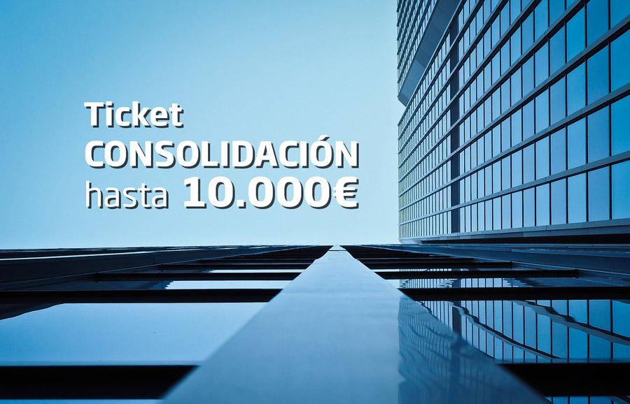 ticket consolidación empresarial asturias 2017