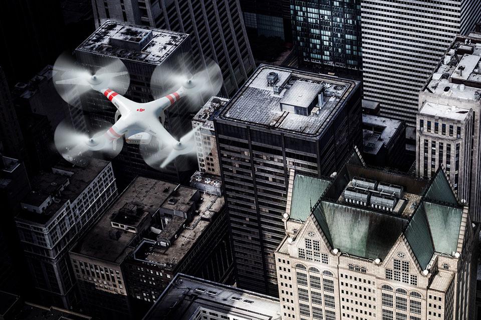 Los drones ya pueden volar en las ciudades españolas